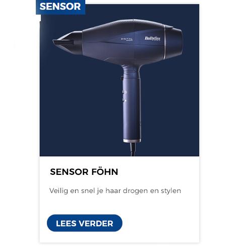 digital sensor föhn