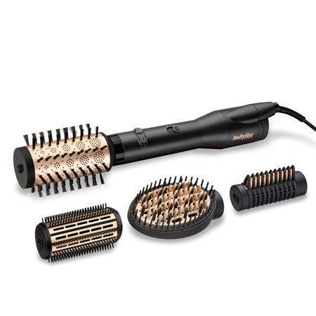 Big Hair Luxe Roterende Föhnborstel Set - BaByliss