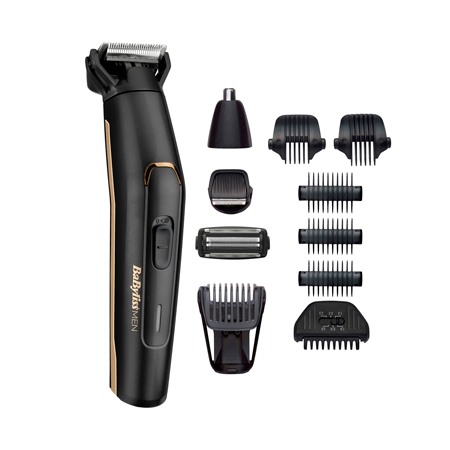 11-in-1 Carbon Titanium Multigroomer - BaByliss
