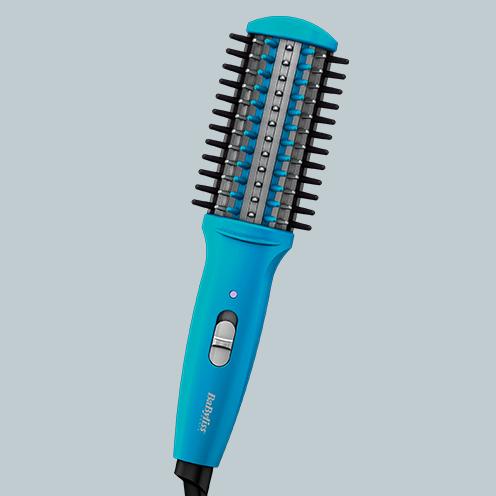 Hot Straightening Brush